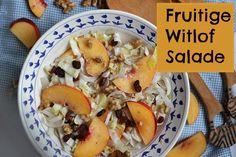 Fruitige Witlof Salade   De Bakparade