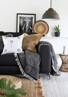 5 x ROTAN/ Exotische inspiratie met rotan / now on www.cloclo.be
