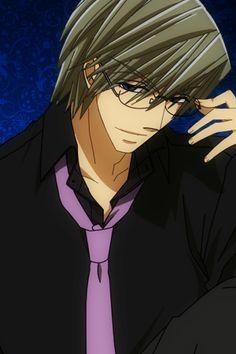Junjou Romantica - Usami Akihiko