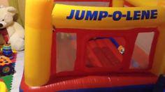 jump o lene батут игрушка для ребёнка  батут будет великолепным развлечением для ваших детей. Такой батут можно установить на свежем воздухе на своём участке или взять с собой в поездку, а можно установить в квартире если позволяют площади) https://www.youtube.com/watch?v=BQsGYaOR6bM