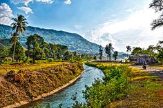 NIA Canal - Valencia City, Bukidnon