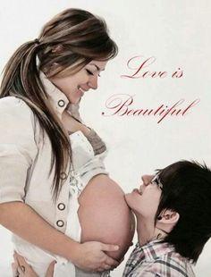 JULIANNE: Hairy pregnant lesbians