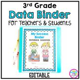 ✎ Facilitate student led conferences that drive student success. These grade data binders are designed to help teachers stay organized and hold students accountable for their learning. Student Data Binders, Student Led Conferences, Goals Sheet, Data Notebooks, Planning Calendar, Data Tracking, Third Grade Reading, Book Challenge, Student Success