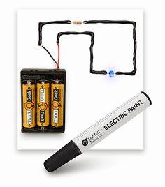Tinta que conduce la electricidad   La Guarida Geek