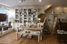 Our shop in Falmouth - Willow & Stone
