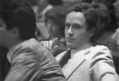 Ted Bundy was a serial killer who murdered over 30 women in the in the US. Read about his crimes,victims, capture, escapes, trial and his execution. Ted Bundy, Jeffrey Dahmer, Nostalgia, Real Monsters, Foto Real, Vida Real, Wattpad, Author Quotes, Criminology