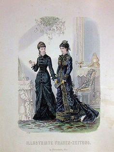 Illustrirte Frauen Zeitung 1877