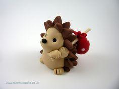 Little Travelling Hedgehog