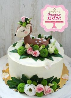 Welcome spring! - cake by Irena Mihaylova
