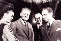 Frida Kalho, José Clemente Orozco, Jaime Torrres Bodet