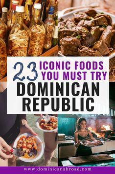 23 Iconic Dominican Foods to Try Around the Island & Their Cultural Influences -., - 23 Iconic Dominican Foods to Try Around the Island & Their Cultural Influences -…, - Dominican Republic Food, Puerto Rico, Recipe Icon, Spanish Food, Spanish Dinner, Latin Food, Best Places To Eat, Foods To Eat, Foodie Travel