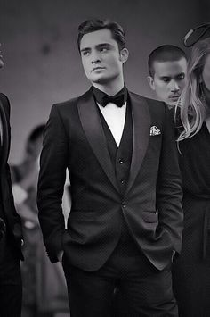 Chuck Bass, you are one sexy man.