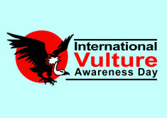 International Vulture Awareness Day (9/1) - Vultures are an ecologically vital group of birds that face a range of threats in many areas that they occur. Populations of many species are under pressure and some species are facing extinction. The aim is for each participating organisation to carry out their own activities that highlight vulture conservation and awareness. This website provides a central hub to outline these activities and see the extent of vulture conservation across the…