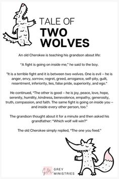Addiction is much like a beast of its own As in the Tale of Two Wolves an old Cherokee tale the best that survives is the one that we feed The most affected by addiction. Addiction Quotes, Addiction Recovery, Addiction Therapy, Addiction Help, Counseling Activities, Group Therapy Activities, Anger Management Activities, Counseling Worksheets, Grief Counseling