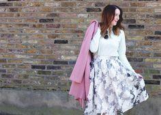 How to wear Spring florals, Bumpkin betty