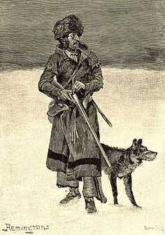 A French-Canadian Trapper