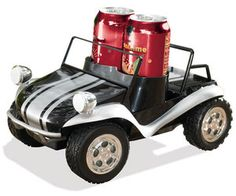 Remote-Controlled Beverage Buggy
