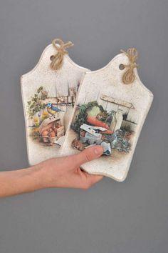Resultado de imagen de imagenes de tablas de cocina decoradas