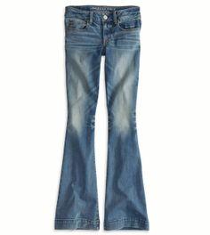 Skinny Flare Jean