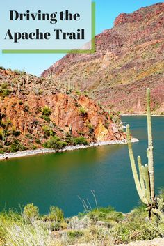 Travel the World: Arizona's Apache Trail is one of America's great scenic drives, passing sites like Goldfield Ghost Town, Tortilla Flat, Roosevelt Dam, and Tonto National Monument. Visit Arizona, Arizona Usa, Arizona Road Trip, Arizona Travel, Vacation Destinations, Vacation Spots, Vacation Ideas, Vacation Places, Vacations