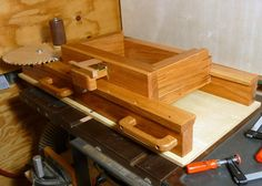 box joint jig screw - Google Search