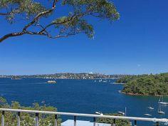 A super #view of #Sydney Harbour.