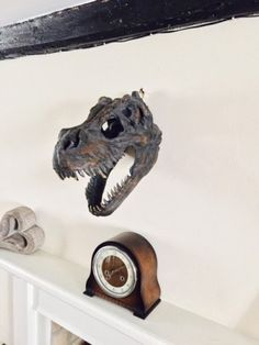 T - Rex Skull Trophy Head -  Perfect for Ark Evolved Fans