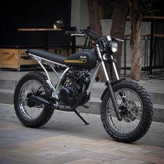 Xilipa - Yamaha XTZ 125 | by Bendita Macchina
