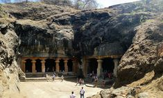 Here is everything you need to know about the history of Mumbai's centuries-old Elephanta Caves.