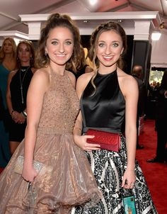 Sisters and Internet personalities Brooklyn and Bailey McKnight