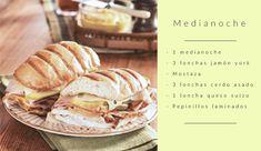Recetas </br> 7 sandwiches del mundo | Aubrey and Me