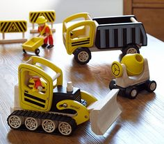 Construction Vehicles | Pottery Barn Kids