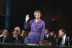 Sandra Day O'Connor, 1981 When Sandra Day O'Connor (b. 1930) was appointed to the Supreme Court by President Ronald Reagan in 1981, she beca...