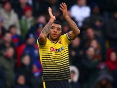 Report: Watford tell Leicester City to increase Troy Deeney bid to £30m