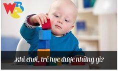 [Chăm sóc bé] Trẻ em tiếp thu rất tốt khi chơi. Tất cả các bậc cha mẹ đều mong đứa con 3-4 tuổi của mình được chuẩn bị để học chữ. Họ sốt ruột vì thấy trường mẫu giáo cho cháu chơi nhiều hơn học. Ðừng lo lắng! Chơi là chương trình học rất tốt! Tất cả các hoạt động vui chơi sẽ xây dựng cho trẻ khả năng nhận thức, tình cảm, thể chất và xã hội.