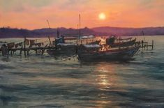 "Koh Rong Cambodia Art | Michael Orwick Arts LLC - <p><span style=""font-family:arial,helvetica,sans-serif;""><span style=""color: rgb(0, 0, 0); font-size: 20px; text-align: center;"">A little touch of paradise.</span><br style=""box-sizing: border-box; color: rgb(0, 0, 0); font-family: ""Josefin Sans"", sans-serif; font-size: 20px; text-align: center;"" />  <span style=""color: rgb(0, 0, 0); font-size: 20px; text-align: center;"">This is from our Trip around the world, Studio Everywhere. Sunrise"