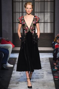 Every look from Schiaparelli Fall 2015 Couture Runway collection is here!