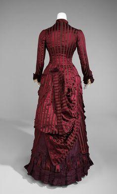 Wedding ensemble | American 1878