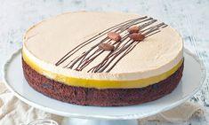 Tiramisu, Cheesecake, Ethnic Recipes, Food, Random Stuff, Mascarpone, Random Things, Cheesecakes, Essen