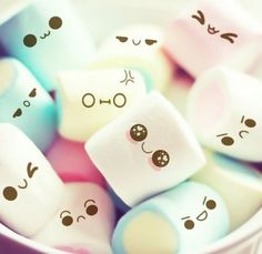 cute marshmallow images - Google Search