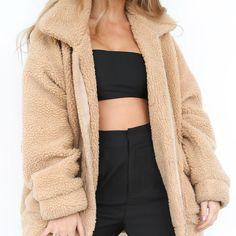 Outerwear - Relaxed Fleece Cardigan