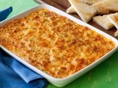 Get this all-star, easy-to-follow Shore Is Good Seafood Dip recipe from Paula Deen
