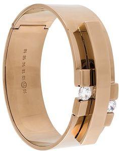 Maison Margiela crystal detail bracelet