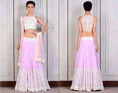 lilac-georgette-lehenga-by-Manish-Malhotra-for-Bridesmaids.jpg 650×517 pixels