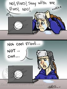 Not....cool... *SPOILER ALERT* by 7hot-feanorians on deviantART ---I sobbed. I still sob every time I think about Fives.