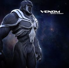 Venom Space Knight by Aktanolt