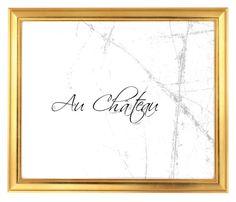 Au Château by daiana-hamza on Polyvore featuring art