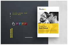 Brochure by AlfianBrand™ on @creativemarket