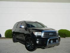 2008 Toyota Sequoia Built for Sony Mobile Electronics and Toyota at
