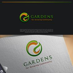 Gardens for Growing Community logo by Just Pixel